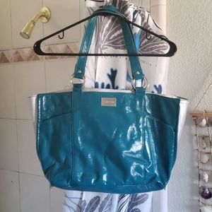 Kenneth Cole Reaction Faux Leather Tote